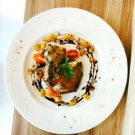 Symphony of Chicken Confit
