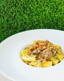 Rigatoni Pasta with Duck Ragout